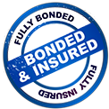 Fully Bonded & Insured